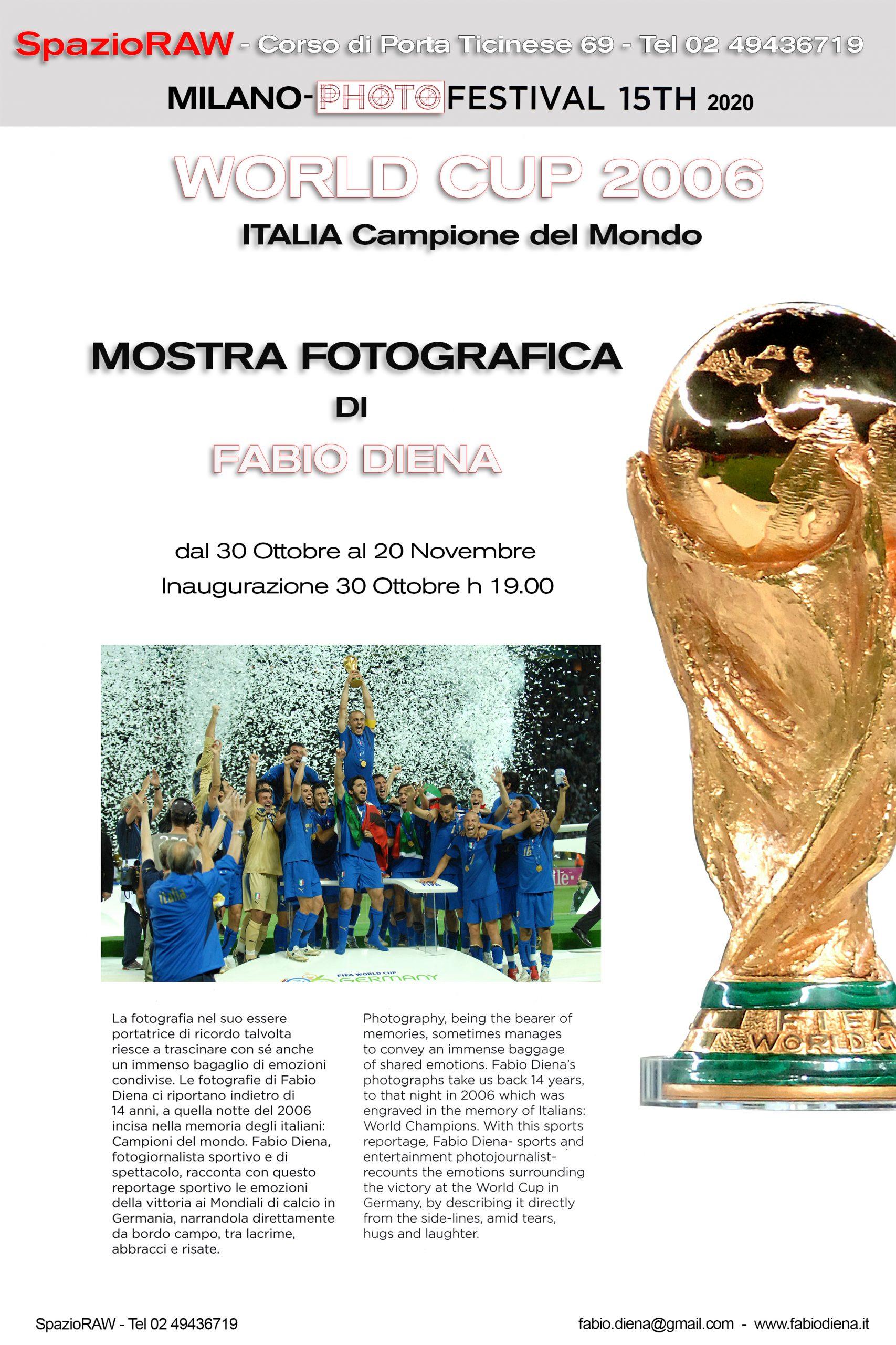 Fabio Diena _ Mondiali di Calcio 2006a